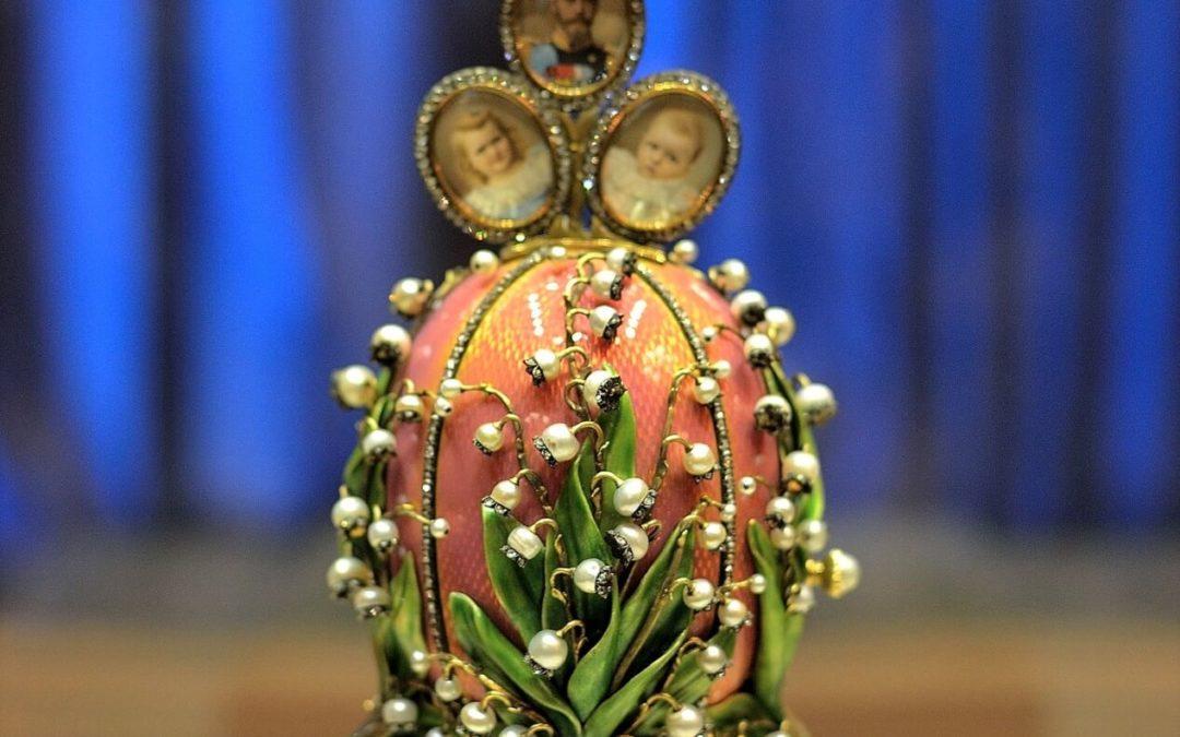 Музей Фаберже — уникальная коллекция ювелирных изделий в Санкт-Петербурге
