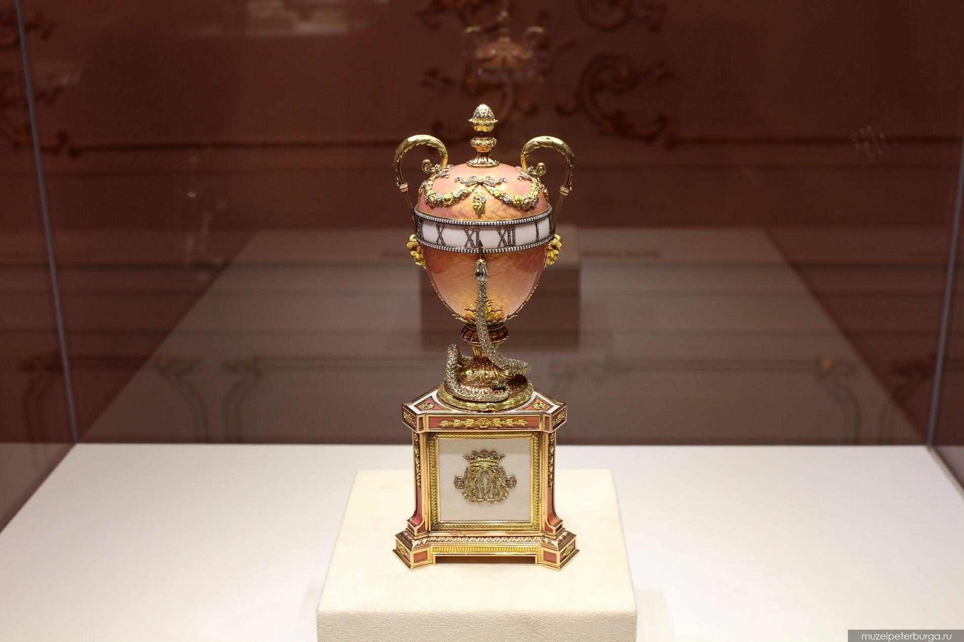 Экспонат музея Фаберже